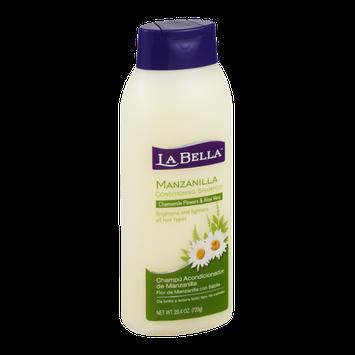 La Bella Manzanilla Conditioning Shampoo