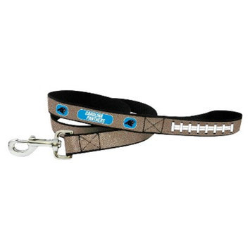 GameWear Carolina Panthers Reflective Football Leash - S