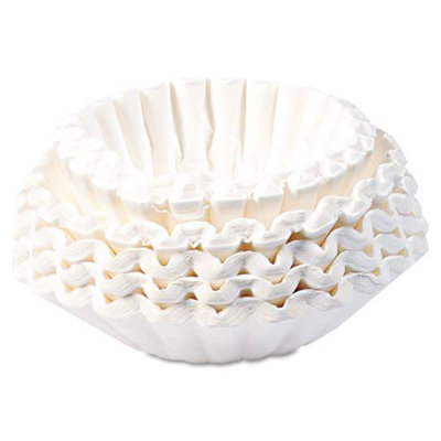 Bunn BUNN Commercial Coffee Filters, 12-Cup Size, 1000 Filters/Carton
