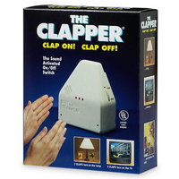 The Clapper Sound Activated On/Off Switch