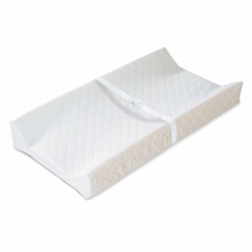 Summer Infant Contoured Changing Pad 2 Sided, 2 Sided, 1 ea