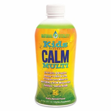 Natural Vitality Kids Natural Calm Multi Liquid