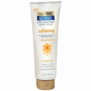 Gold Bond Ultimate Deep Moisture Softening Body Wash