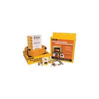 Tru-flex Metal Hose Llc Tru-Flex Metal Hose PFSAGK-2000 Single Appliance Gas Kit