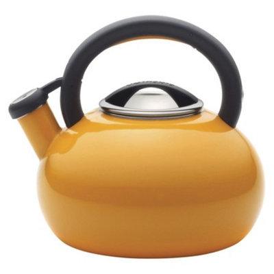 Circulon 2 Qt. Sunrise Teakettle - Yellow