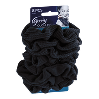 Goody Ouchless Gentle Scrunchies - 8 CT