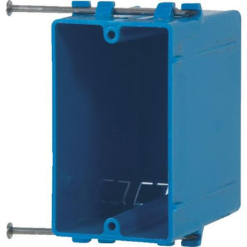 Thomas & Betts 1 Gang Switch Box B122AUPC