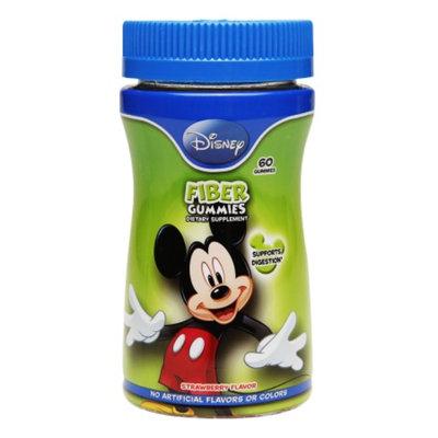 Disney Mickey Fiber Gummies, 60 ea
