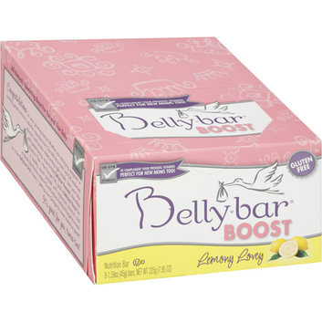 Bellybar Boost Lemony Lovey Nutrition Bars