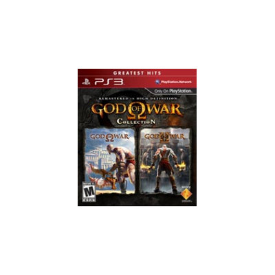 Sony Computer Entertainment God of War: Collection