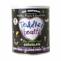 Toddler Health Pea Protein Base Nutritional Drink Mix, Chocolate, 8 oz