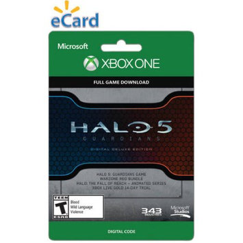 Incomm Halo 5 Guardians Digital Deluxe (Xbox One) (Email Delivery)