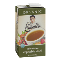Emeril's Organic All Natural Vegetable Stock