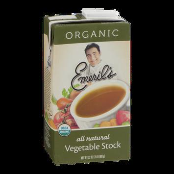 Emeril's Organic All Natural Vegetable Stock