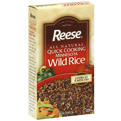 Reese Quick Cooking Minnesota Wild Rice, 2.75 oz (Pack of 12)