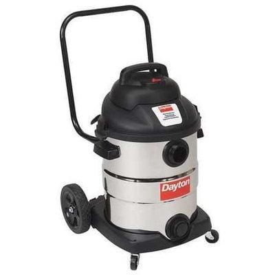 DAYTON 22XJ49 Wet/Dry Vacuum,2 HP,10 gal,120V