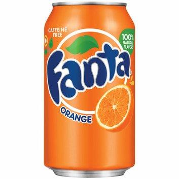 Fanta Orange Soda