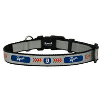 GameWear Detroit Tigers Reflective Toy Baseball Collar