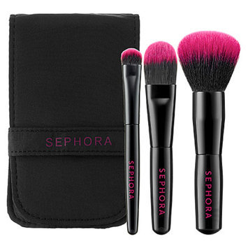 SEPHORA COLLECTION Travel Essential Brush Set