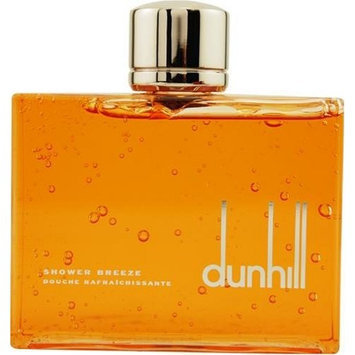 Dunhill Pursuit By Alfred Dunhill For Men. Shower Breeze 6.7-Ounces