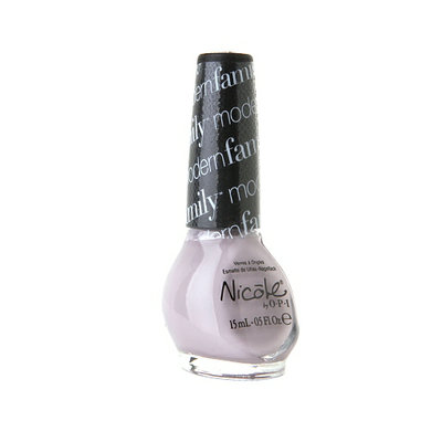 OPI Nicole by OPI Modern Family Nail Lacquer