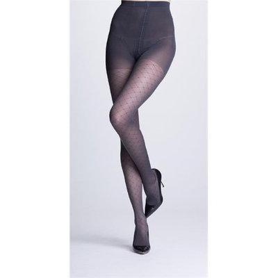 Sigvaris Allure 712PMLW91 20-30 Mmhg Medium Long Panty Hose For Women Graphite