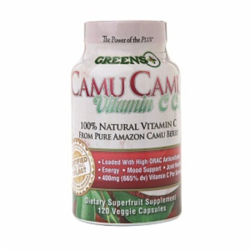 Greens Plus Camu Camu Vitamin C Caps