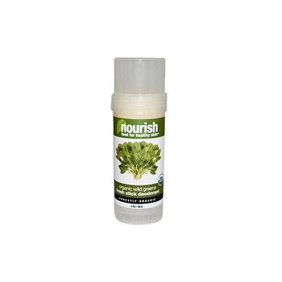 Nourish Organic™ Wild Greens Fresh Deodorant Stick