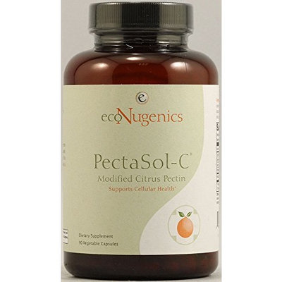 Econugenics, PectaSol-C, Modified Citrus Pectin, 90 Veggie Caps