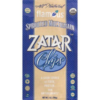 Flamous Chip Zatar Multigrain 7 Oz Pack Of 12