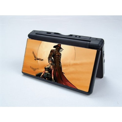 Pacers FINAL FANTASY Decorative Protector Skin Decal Sticker for Nintendo DS Lite