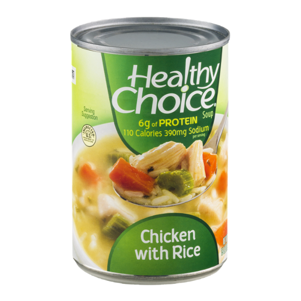 Healthy Choice Soup Chicken with Rice