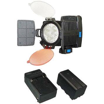 Lumiere L.A. Lumiere Trio LED Video 5600K Portable Light Kit