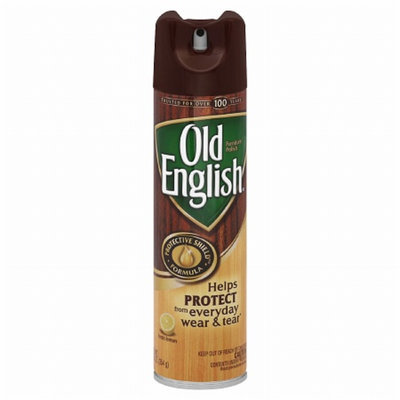 Old English Furniture Polish Spray