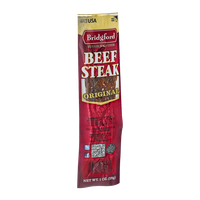 Bridgford Beef Steak Original