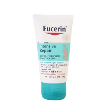 Eucerin Intensive Repair Extra-Enriched Hand Creme with Buffered Alpha Hydroxy