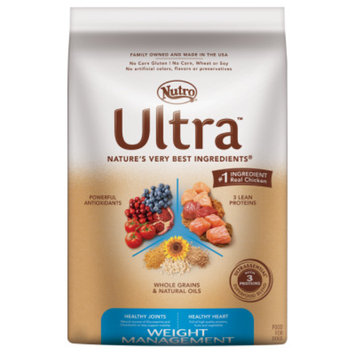 Nutro Ultra NUTROA ULTRATM Weight Management Dog Food