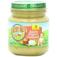 Earth's Best Organic Baby Food Wholesome Breakfast Variety Pack, 4.5 Ounce (Pack of 12)
