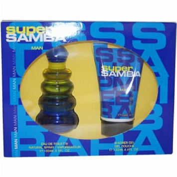 Super Samba Gift Set for Men, 1 set