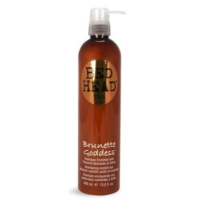 Tigi Bed Head Brunette Goddess Shampoo, 13.5 Ounce