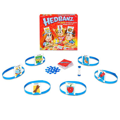 Spin Master HedBanz Board Game - Spin Master