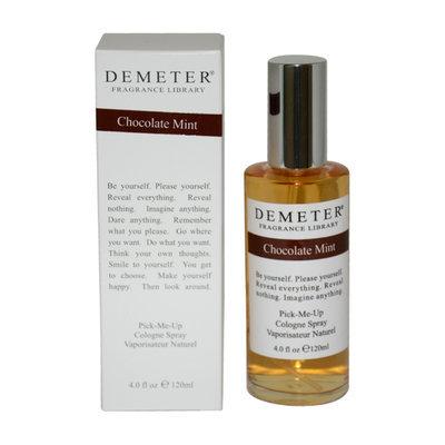 Demeter Chocolate Mint by Demeter for Unisex 4 oz Cologne Spray - DEMETER FRAGRANCES