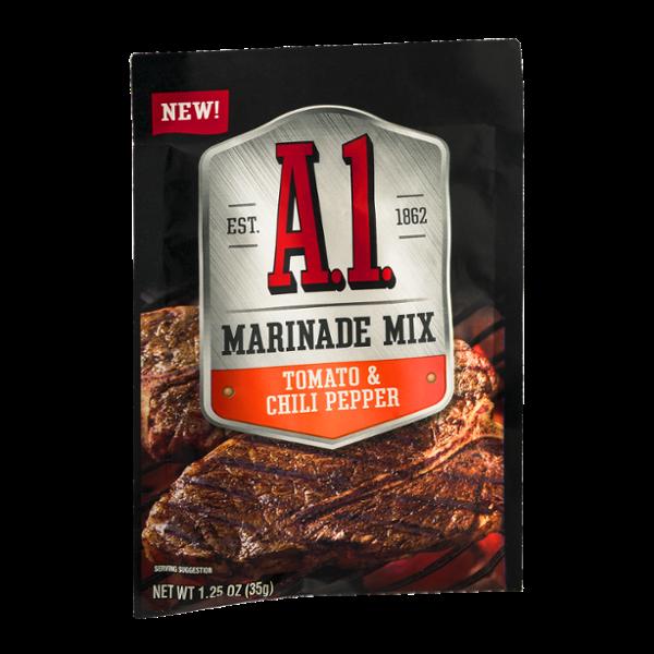A.1. Marinade Mix Tomato & Chili Pepper