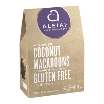 Aleia's Coconut Macaroons Gluten Free