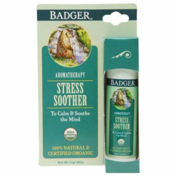 Badger - Stress Soother Balm Stick - 0.6 oz.
