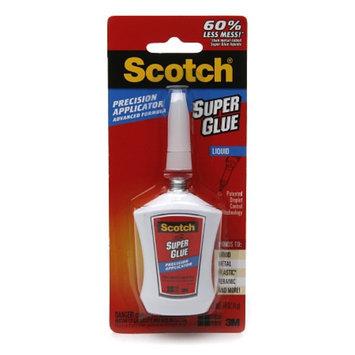 Scotch Super Glue Liquid in Precision Applicator
