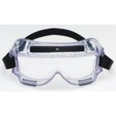 Ao Safety Centurion® Chemical Splash Goggles With Clear Frame And Clear Duralite® Lens
