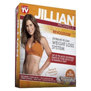 Gaiam Jillian Michaels Body Revolution