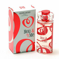 You and Me by Jeanne Arthes Eau De Perfume Spray 3.4 Oz