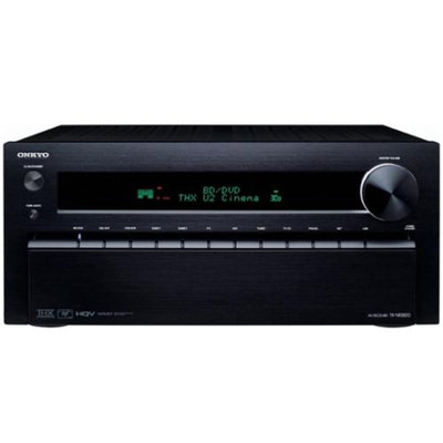 Onkyo TX-NR3010 9.2-Channel 3D Home Theater Receiver